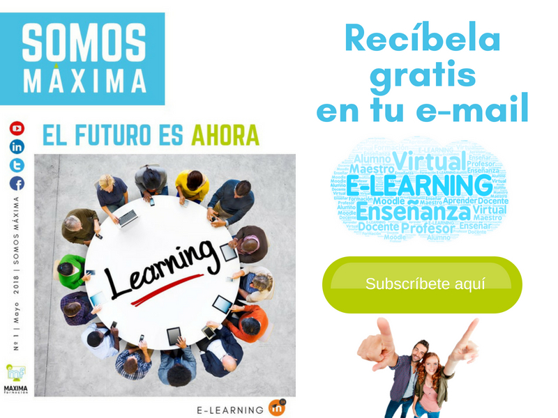 Suscripción a MÁXIMA FORMACIÓN E-LEARNING